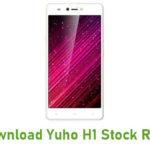 Yuho H1 Stock ROM