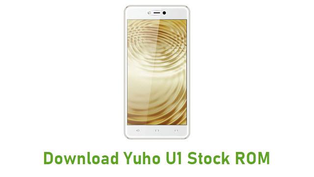 Download Yuho U1 Stock ROM