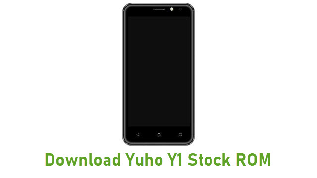 Download Yuho Y1 Stock ROM