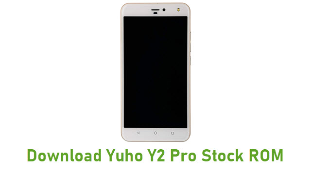 Download Yuho Y2 Pro Stock ROM