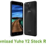Yuho Y2 Stock ROM