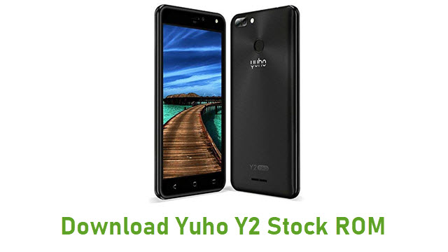 Download Yuho Y2 Stock ROM