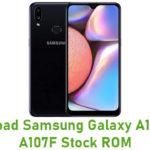 Samsung Galaxy A10s SM-A107F Stock ROM