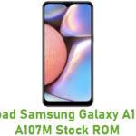 Samsung Galaxy A10s SM-A107M Stock ROM