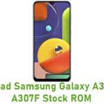 Samsung Galaxy A30s SM-A307F Stock ROM