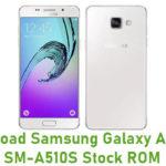 Samsung Galaxy A5 2016 SM-A510S Stock ROM