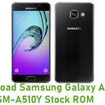 Download Samsung Galaxy A5 2016 SM-A510Y Stock ROM