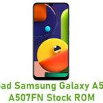 Samsung Galaxy A50s SM-A507FN Stock ROM