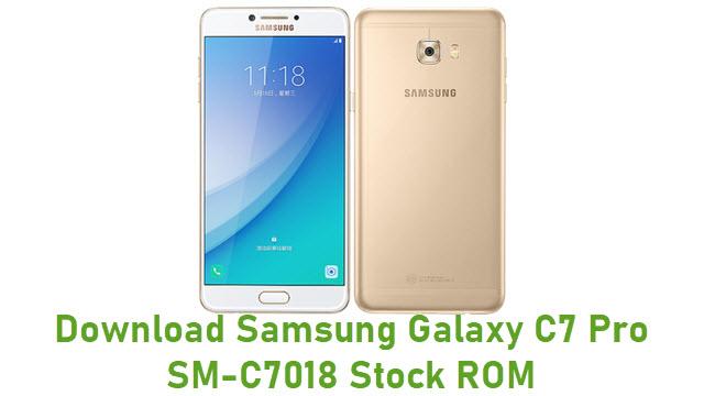 Download Samsung Galaxy C7 Pro SM-C7018 Stock ROM