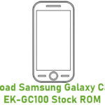 Samsung Galaxy Camera EK-GC100 Stock ROM
