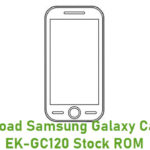 Samsung Galaxy Camera EK-GC120 Stock ROM