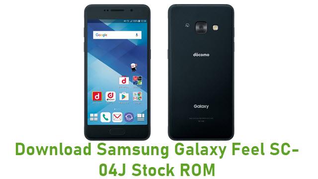 Download Samsung Galaxy Feel SC-04J Stock ROM