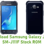 Samsung Galaxy J1 Ace SM-J111F Stock ROM