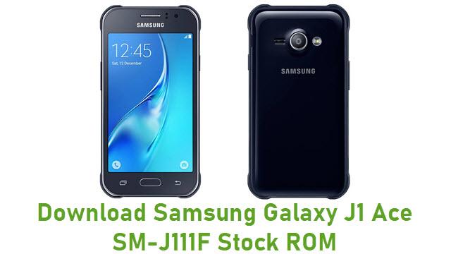Download Samsung Galaxy J1 Ace SM-J111F Stock ROM