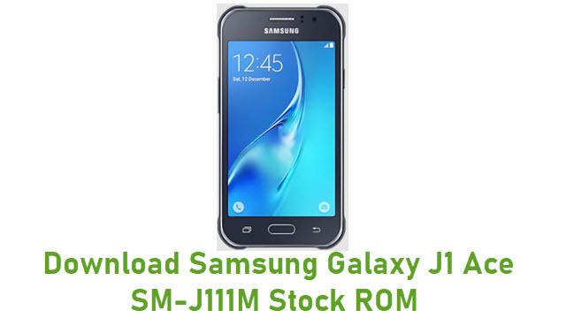Download Samsung Galaxy J1 Ace SM-J111M Stock ROM