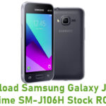 Samsung Galaxy J1 Mini Prime SM-J106H Stock ROM