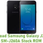 Samsung Galaxy J2 Core SM-J260A Stock ROM