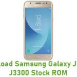 Samsung Galaxy J3 SM-J3300 Stock ROM