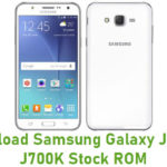 Samsung Galaxy J7 SM-J700K Stock ROM