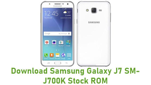 Download Samsung Galaxy J7 SM-J700K Stock ROM
