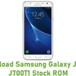 Samsung Galaxy J7 SM-J700T1 Stock ROM