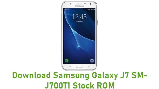 Download Samsung Galaxy J7 SM-J700T1 Stock ROM