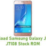 Samsung Galaxy J7 SM-J7108 Stock ROM