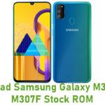 Samsung Galaxy M30s SM-M307F Stock ROM