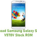 Samsung Galaxy S4 SM-V570V Stock ROM