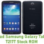 Download Samsung Galaxy Tab 3 SM-T217T Stock ROM