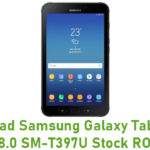 Samsung Galaxy Tab Active 2 8.0 SM-T397U Stock ROM