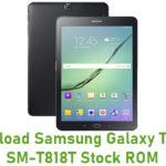 Samsung Galaxy Tab S2 SM-T818T Stock ROM