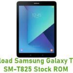 Samsung Galaxy Tab S3 SM-T825 Stock ROM