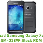 Samsung Galaxy Xcover 3 SM-G389F Stock ROM
