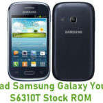 Samsung Galaxy Young GT-S6310T Stock ROM