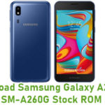 Download Samsung Galaxy A2 Core SM-A260G Stock ROM