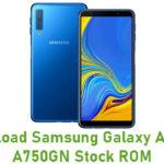 Samsung Galaxy A7 SM-A750GN Stock ROM