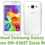 Samsung Galaxy Core Prime SM-G360T Stock ROM