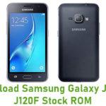 Samsung Galaxy J1 SM-J120F Stock ROM