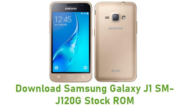 Download Samsung Galaxy J1 SM-J120G Stock ROM