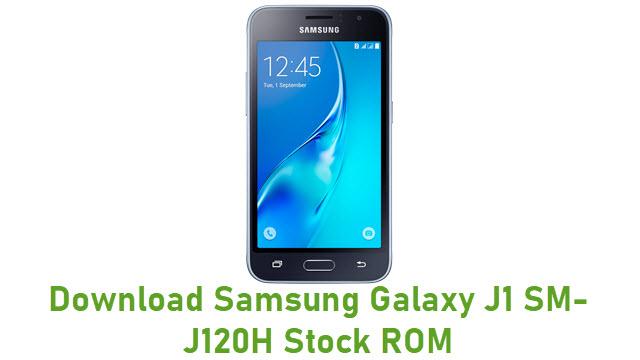 Download Samsung Galaxy J1 SM-J120H Stock ROM