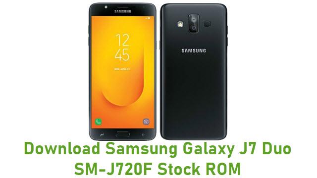 Download Samsung Galaxy J7 Duo SM-J720F Stock ROM