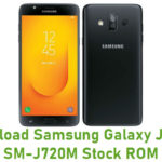 Download Samsung Galaxy J7 Duo SM-J720M Stock ROM