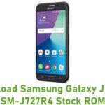 Download Samsung Galaxy J7 Perx SM-J727R4 Stock ROM