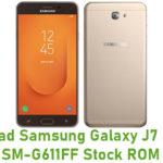 Samsung Galaxy J7 Prime 2 SM-G611FF Stock ROM