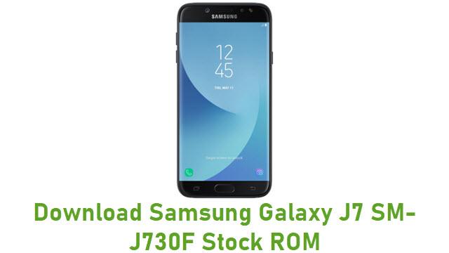 Download Samsung Galaxy J7 SM-J730F Stock ROM
