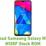 Download Samsung Galaxy M10 SM-M105F Stock ROM
