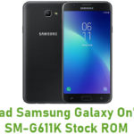 Samsung Galaxy On7 Prime SM-G611K Stock ROM