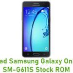 Samsung Galaxy On7 Prime SM-G611S Stock ROM