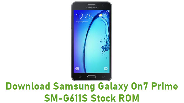Download Samsung Galaxy On7 Prime SM-G611S Stock ROM